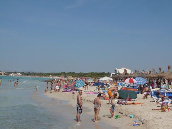 Playa de Es Trenc: playa 3