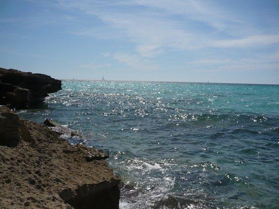 Playa de Es Trenc: playa 5