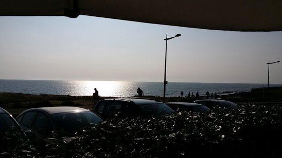Hotel La Corniche : Vue de la terrasse