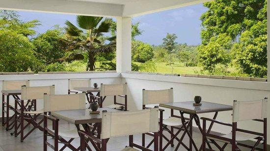 Le Meridien Ibom Hotel & Golf Resort: Akwa Ikpa Cafe