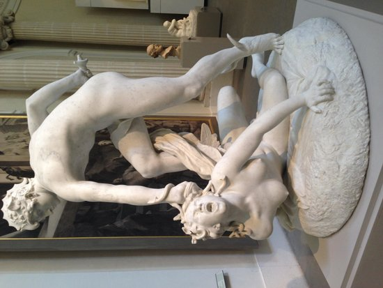 Musee des Beaux-Arts: Perseas