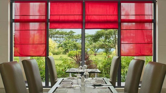 Ibom Hotel & Golf Resort: Vista Restaurant