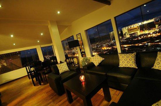 Hostal Wara Wara: Wara Wara Lounge