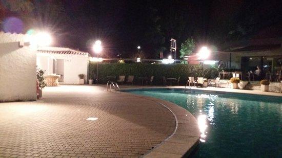 Osuna Hotel: pool