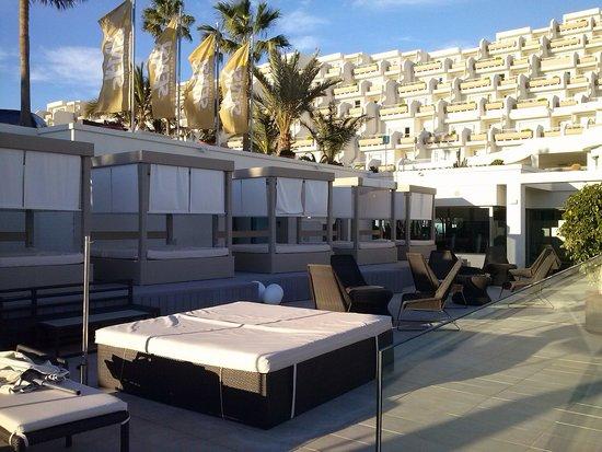 Sensimar Calypso Resort & Spa : Relax au soleil