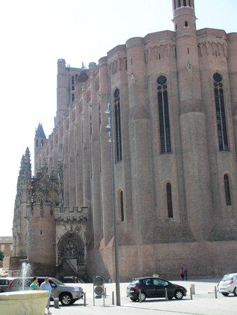 Cathédrale Sainte-Cécile : собор в альби