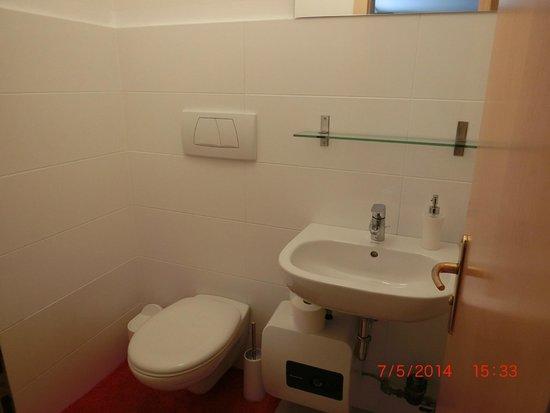 Rosengarten Rooms: Ванная комната 2