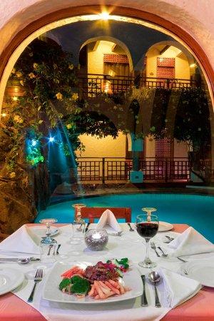 Hotel Silberstein : cocina espectacular
