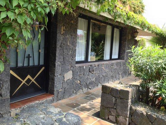 Casa Isabella Hotel Boutique: 008 - Our room entrance - Casa Isabella - 19Jul14