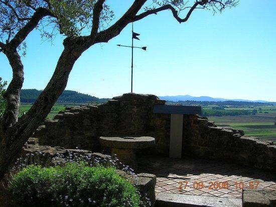 Museo Arqueológico de Cataluña-Ullastret: uitzichtpunt
