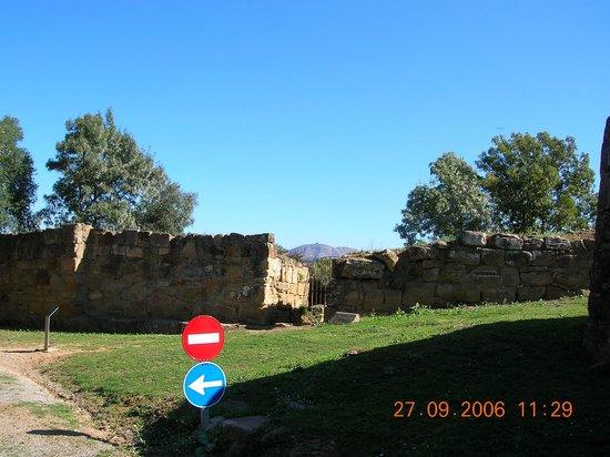Museo Arqueológico de Cataluña-Ullastret: kanje niet indenken dat hierachter en heel grote site schuilgaat