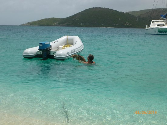 Singing Dog Sailing: incredible snorkel sites