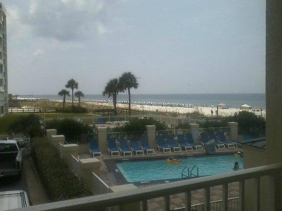 Sleep Inn Gulf Front Resort