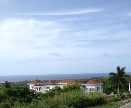 Real Tours Jamaica - Day Tours: Sightseeing through the hills in Mo'Bay.  High-end properties.