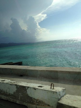 Real Tours Jamaica - Day Tours: Views from the van... lovely views!