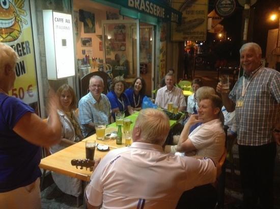 Bar Brasserie L'Eden : liverpool