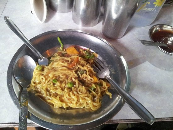 The Retreat, Bhimtal: Yummilicious Pahaadi Maggi