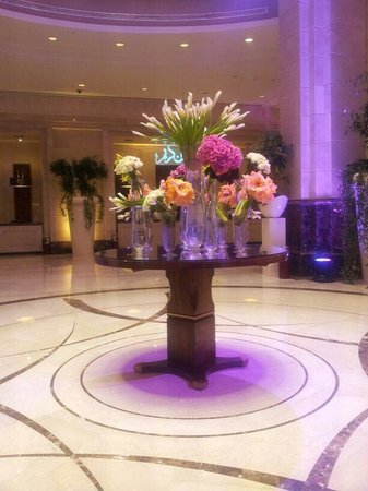 Makkah Clock Royal Tower, A Fairmont Hotel: Lobby