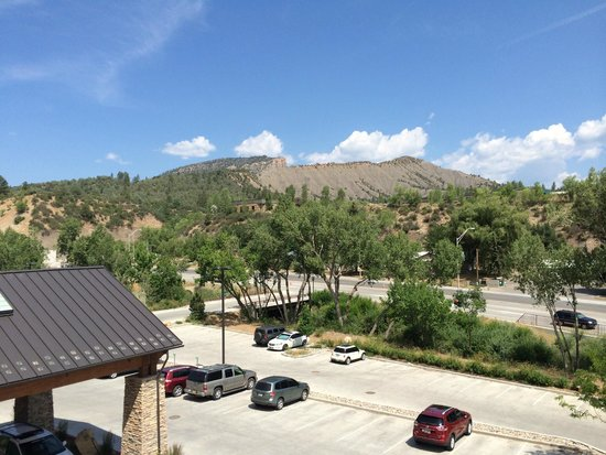 Holiday Inn Hotel & Suites Durango Central : View from Balcony