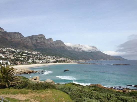 Blue Views Villas and Apartments: Camps Bay