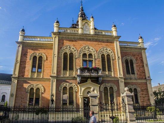 Vladicanski Dvor - Bishops Palace: la residenza del vescovo ortodosso