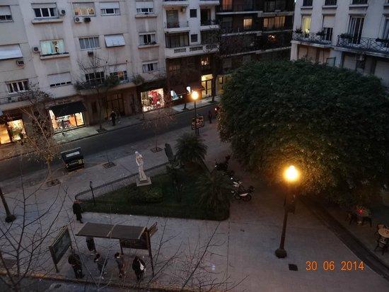 Recoleta: Vista de apartamento no bairro