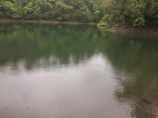 The Retreat, Bhimtal: Panntaal or Garud lake