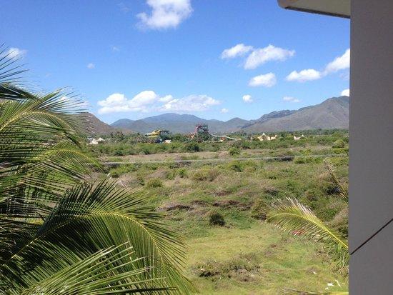 Isla Caribe Beach Hotel: Vista