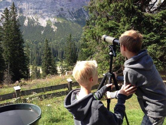 Hotel Post: Genieten aan de berghut