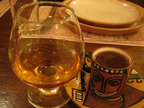 Caucasus Tavern: армянский завтрак :)