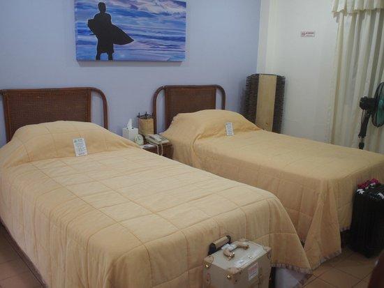 Surfside Boracay Resort & Spa: 部屋(スーペリアツイン)