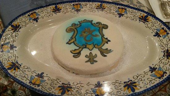 Maison Tofani: Una tarta diseñada para celebrar un coktail