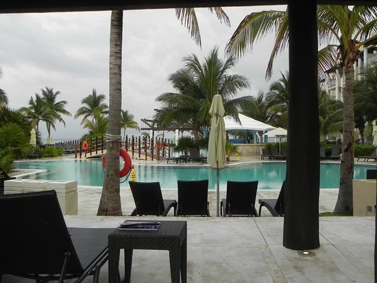 Now Jade Riviera Cancun: pool view