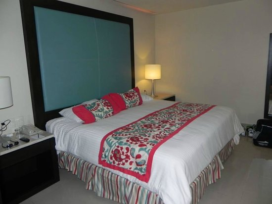 Now Jade Riviera Cancun: Room