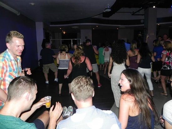 Now Jade Riviera Cancun: Night Club
