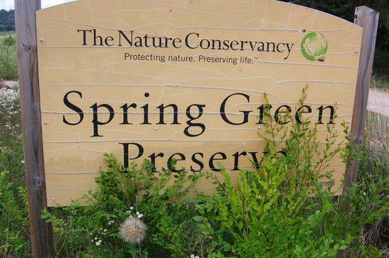 Spring Green, WI: Enterance