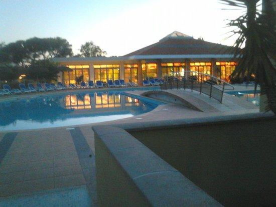 Belambra Clubs - Riviera Beach Club : vu sur le restaurant