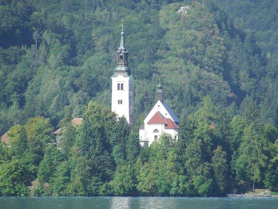Bled Island Church