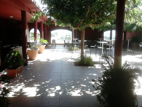Belambra Clubs - Riviera Beach Club: Bar de la plage