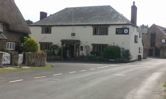 East Coker, UK: The Helyar Arms