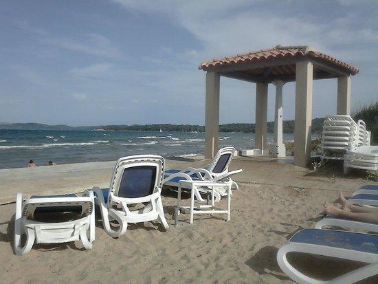 Belambra Clubs - Riviera Beach Club : La plage