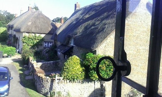 The Helyar Arms: East Coker, Somerset