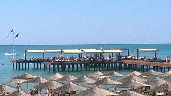 Gloria Verde Resort: Der Strand