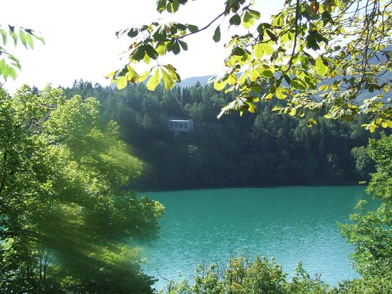 Scenery from Bled Island