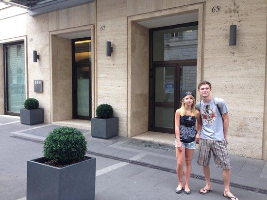 UNA Hotel Roma: Rome