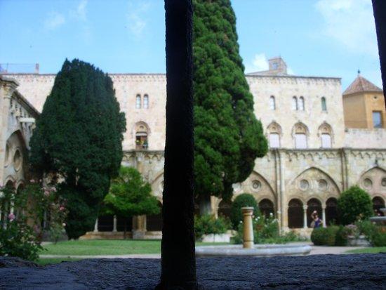 Catedral Basilica Metropolitana Primada de Tarragona: chiostro