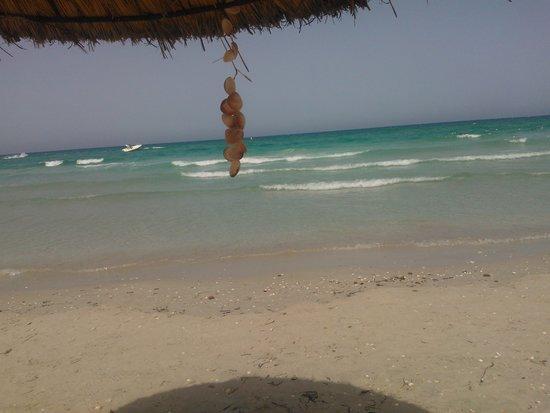 Nour Palace Resort : La spiaggia