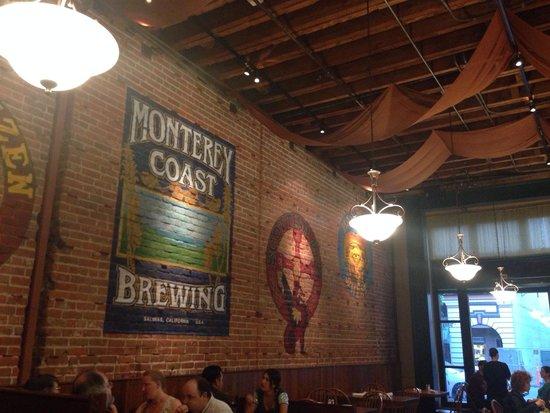 Monterey Coast Brewing Company: Locale