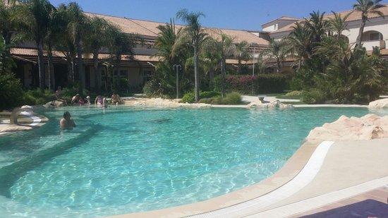 Greenblu Marinagri Hotel & SPA : La piscina