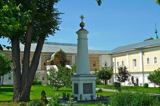 Monastery of st Ipaty: Палаты, где проживали обитатели монастыря